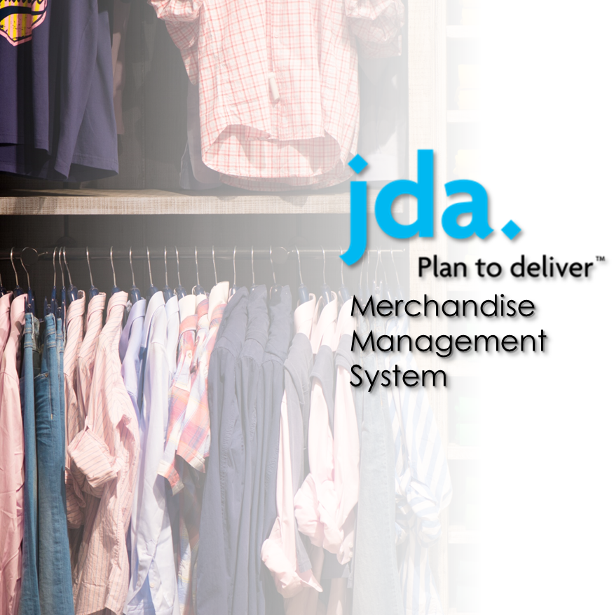 JDA Merchandise Management System