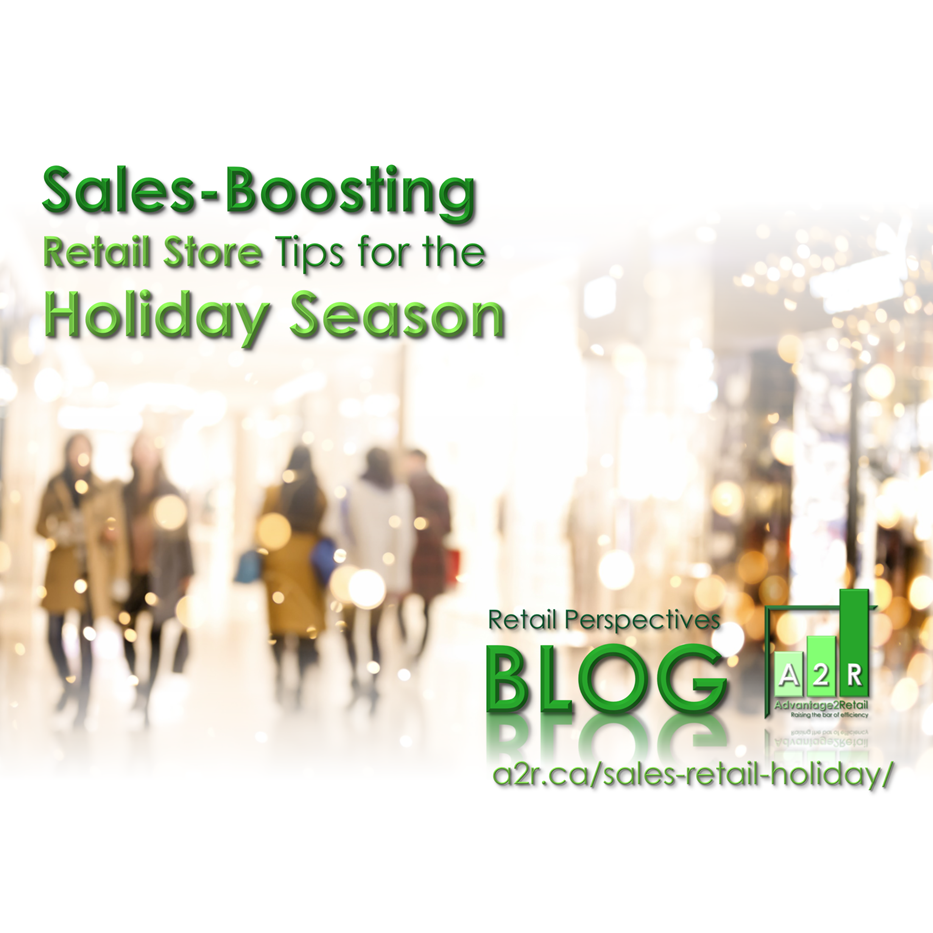 Sales Boosting Retail Store Tips For The Holiday Season