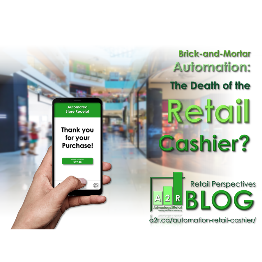 Brick And Mortar Automation The Death Of The Retail